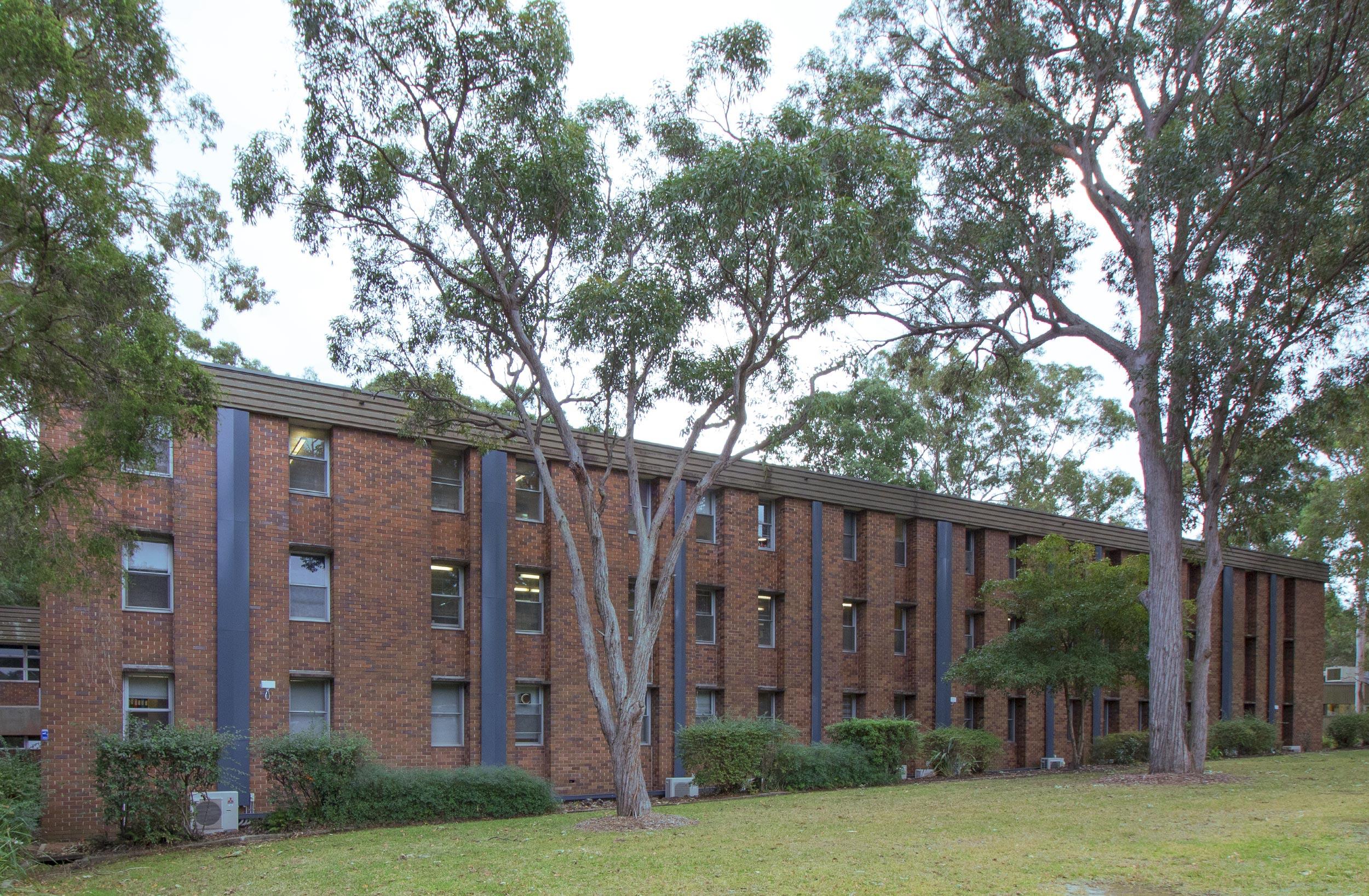 Engineering Building, University of Newcastle, Australia