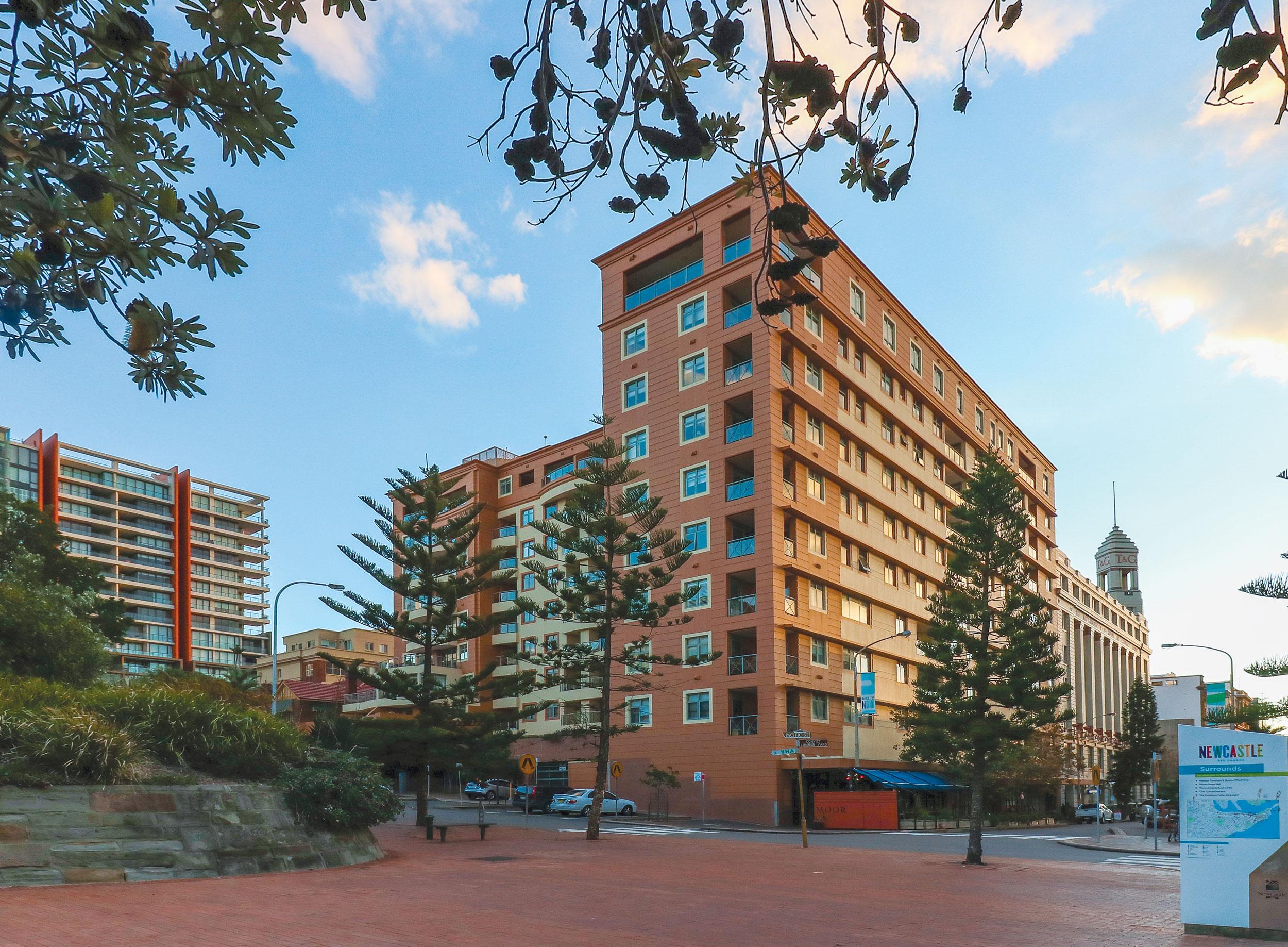 Essington Apartments, Newcastle