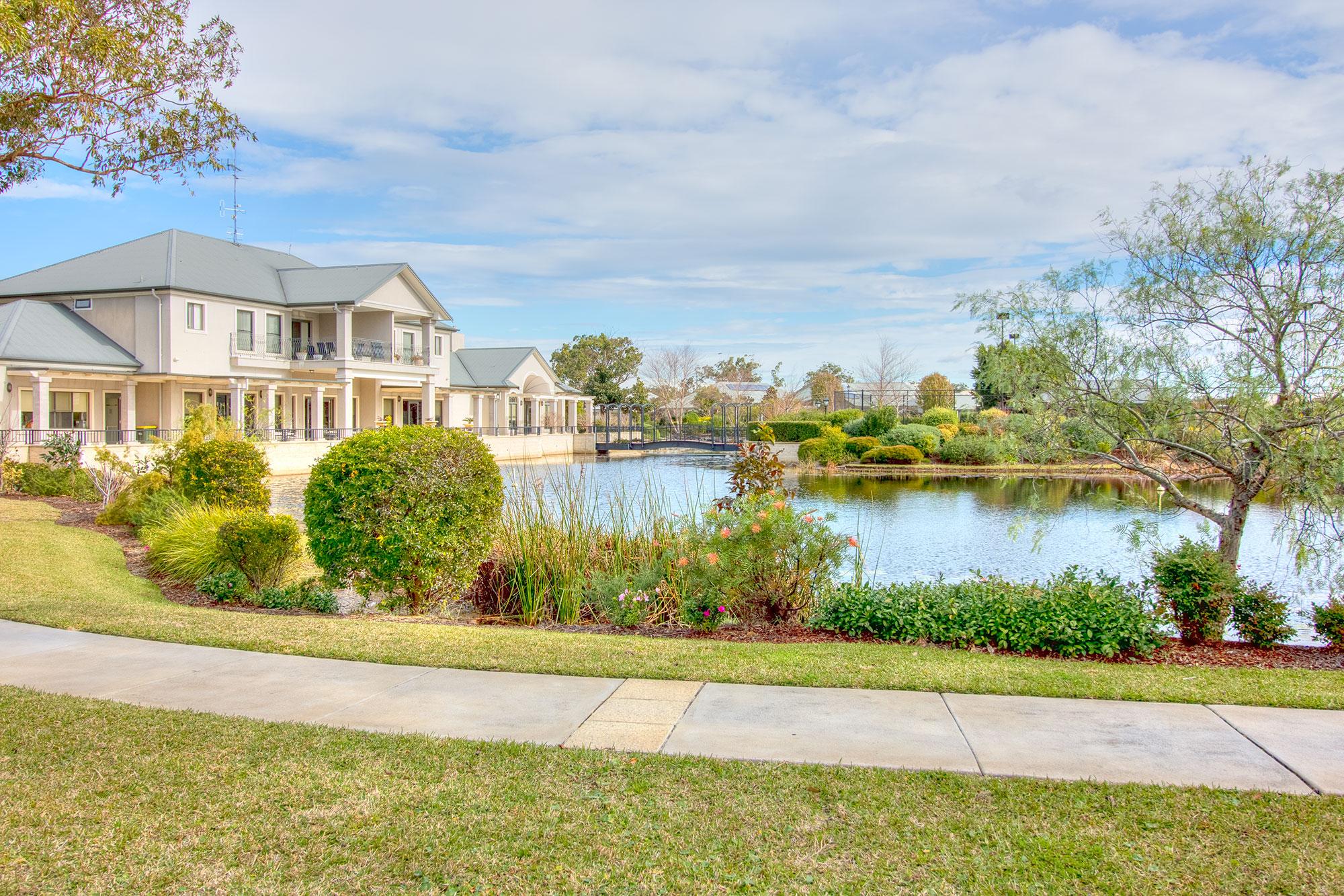 Palm Lake Resort, Tea Gardens
