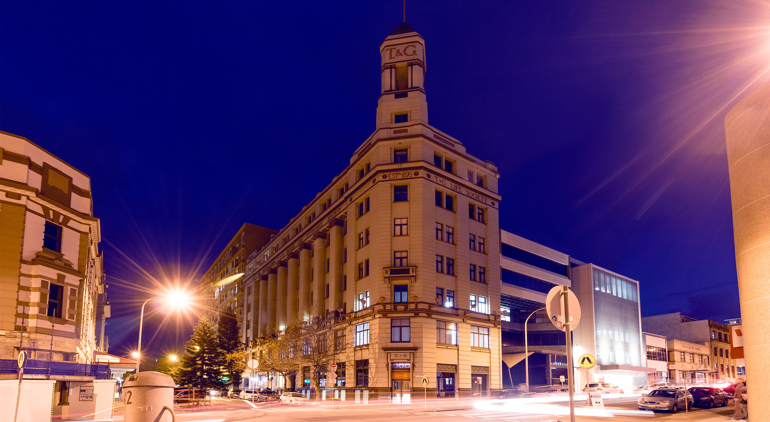 T&G Building, Newcastle