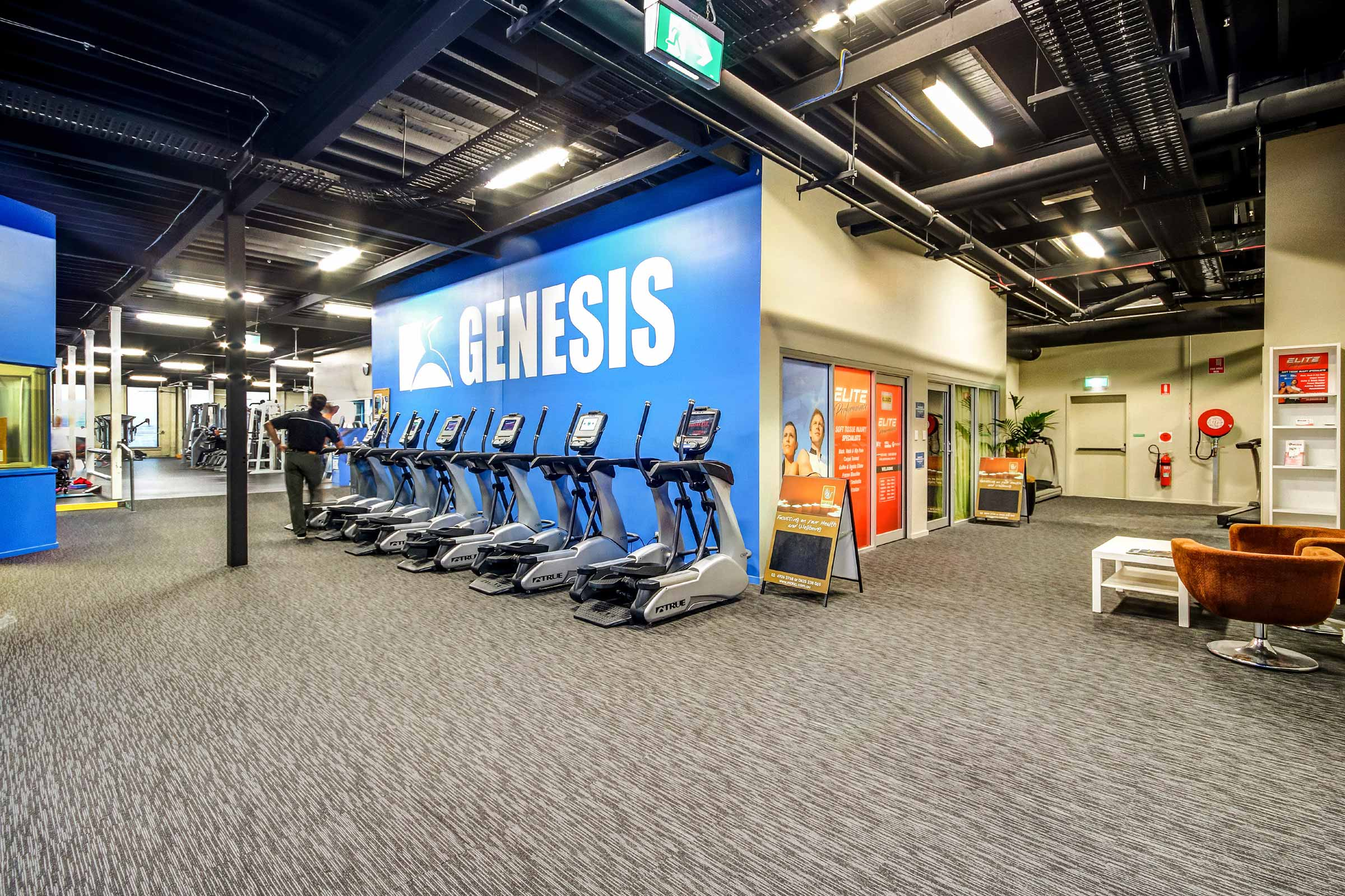 Genesis Fitness, Cooks Hill